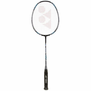 Voltric 5 badmintonová raketa čierna-modrá varianta 37381