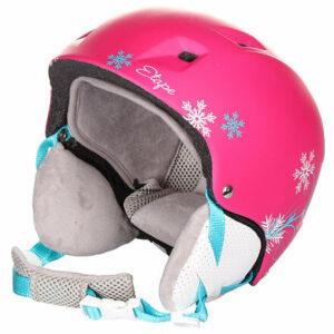 Scamp detská lyžiarska prilba ružová obvod