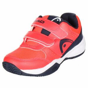 Sprint Velcro 2.5 Kids juniorská tenisová obuv oranžová veľkosť (obuv) UK 11K