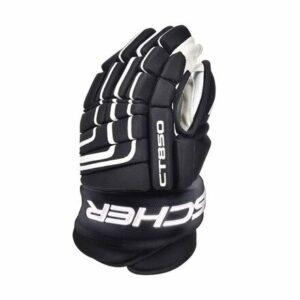 CT850 SR hokejové rukavice čierna dĺžka
