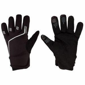 Touchscreen Tip športové rukavice čierna veľkosť oblečenia