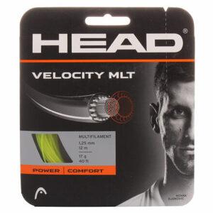 Velocity MLT tenisový výplet 12 m žltá priemer 1