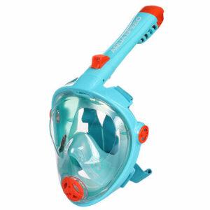 Spectra 2.0 KID potápačská maska tyrkysová rozmer