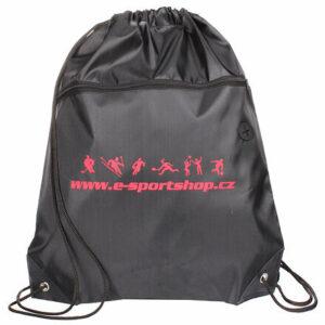 Yoga Bag Logo športová taška čierna varianta 38278