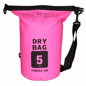 Dry Bag 5l vodácky vak objem 5 l
