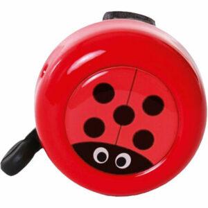 ZOO zvonček na bicykel červená varianta 38802