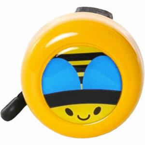 ZOO zvonček na bicykel žltá varianta 38804