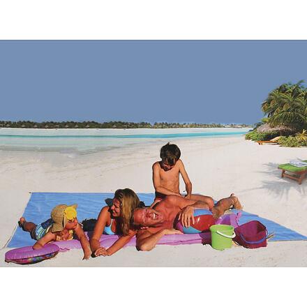 Beach Rug 150 plážová podložka modrá varianta 38814