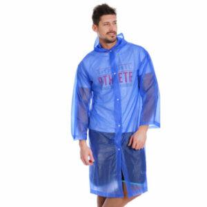 Classic pršiplášť modrá veľkosť oblečenia