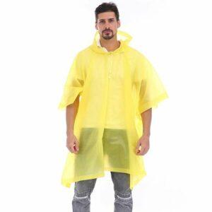Ghost pršiplášť žltá varianta 38895