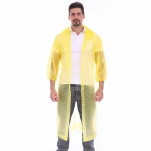 Coat pršiplášť žltá varianta 38899