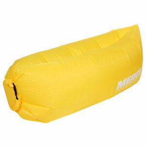 Comfort nafukovací vak žltá varianta 38902