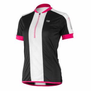 Nelly cyklistický dres čierna veľkosť oblečenia