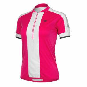 Nelly cyklistický dres ružová veľkosť oblečenia