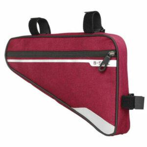 Triangle 2.0 taška do rámu červená varianta 39038