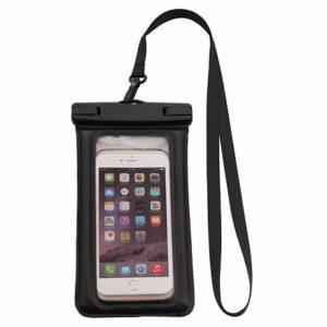 Swim IPX8 Audio púzdro na telefón čierna varianta 39334