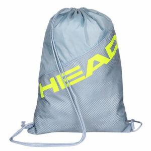 Tour Team Shoe Sack 2021 taška na topánky šedá-žltá varianta 39696
