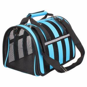 Messenger 42 taška pre miláčikov modrá varianta 40253