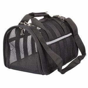 Messenger 48 taška pre miláčikov čierna varianta 40254