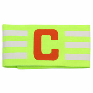 Leader kapitánska páska zelená varianta 40430