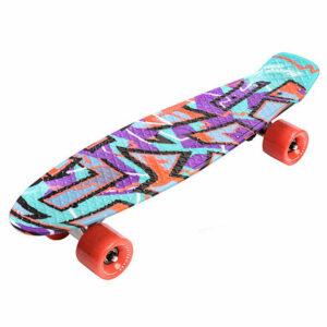 Flip Multi plastový skateboard grafitti varianta 40579