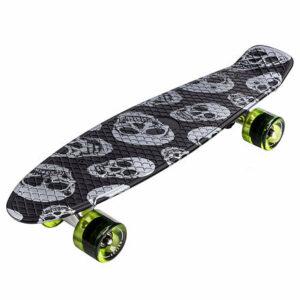 Flip Multi plastový skateboard lebky varianta 40581