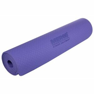 Yoga TPE 6 Mat podložka na cvičenie fialová varianta 40615