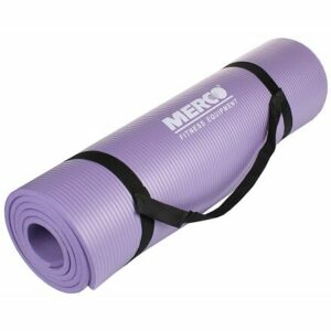 Yoga NBR 10 Mat podložka na cvičenie fialová varianta 40621