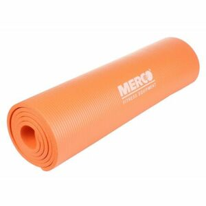 Yoga NBR 10 Mat podložka na cvičenie oranžová varianta 40623