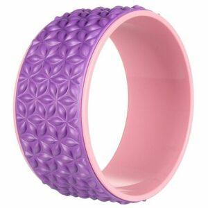 Yoga Wheel 3 joga valec fialová varianta 40648