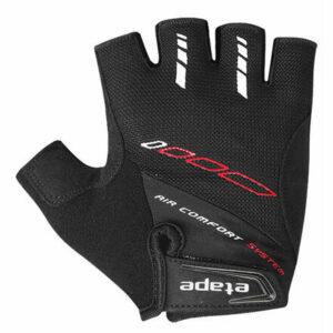 Winner cyklistické rukavice čierna veľkosť oblečenia