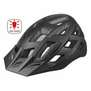 Virt Light cyklistická prilba čierna veľkosť oblečenia