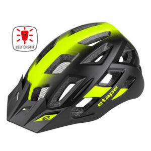 Virt Light cyklistická prilba čierna-žltá veľkosť oblečenia