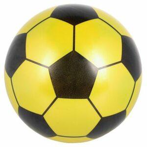 SuperTele gumová lopta žltá balenie 1 ks