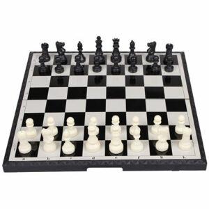 Magnetické šachy skladacie varianta 25246