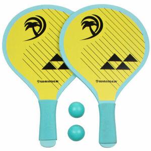 Palm Springs FG plážový tenis žltá varianta 33340