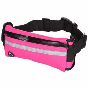 Phone Waist Pack športová ľadvinka ružová varianta 36740
