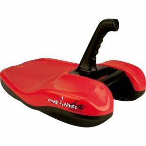 Snowhoover skibob červená varianta 37375