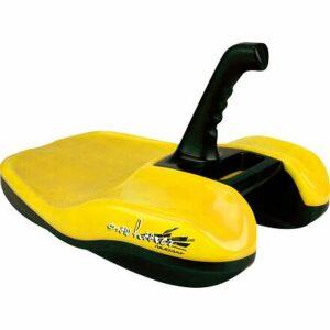 Snowhoover skibob žltá varianta 37379
