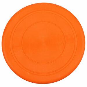 Soft Frisbee lietajúci tanier oranžová varianta 37652