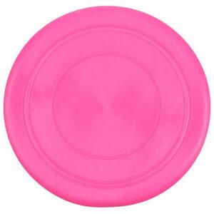 Soft Frisbee lietajúci tanier ružová varianta 37653