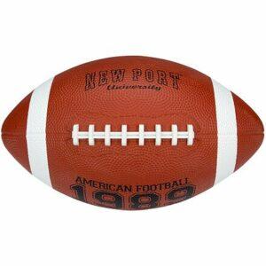 Chicago Large lopta pre americký futbal hnedá veľkosť plopty č. 5