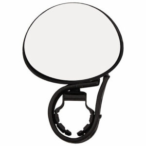 View 1.0 zrkadlo na bicykel čierna varianta 39765