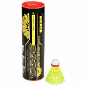 Nimbus 3000 badmintonové loptičky červená balenie tuba 6 ks