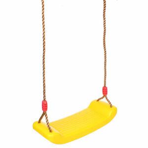 Board Swing detská hojdačka žltá varianta 40592