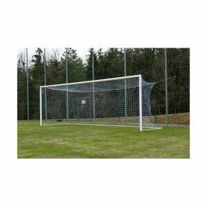 Training Dual sieť na futbalovú bránku biela varianta 43376