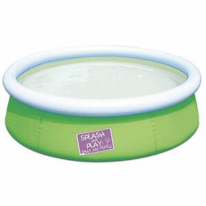 Splash Play 57241 detský bazén zelená varianta 33963