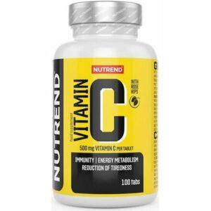 Vitamin C s šípkami  balenie 100 tabliet