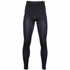 Pant long MEN 1.0 pánske funkčné nohavice čierna veľkosť oblečenia M
