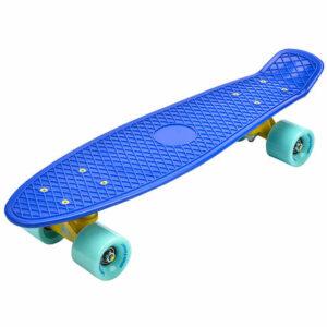 Flip plastový skateboard navy varianta 40421